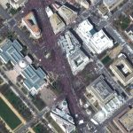 High-Resolution Satellite Images of the March for Our Lives