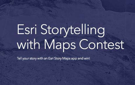 2018 Storytelling with Maps Contest