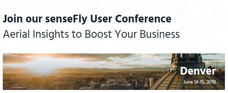 sensefly user conference