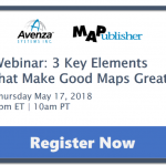 Webinar – 3 Key Elements for Making Good Maps Great