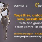 con terra and GEO Jobe announce partnership
