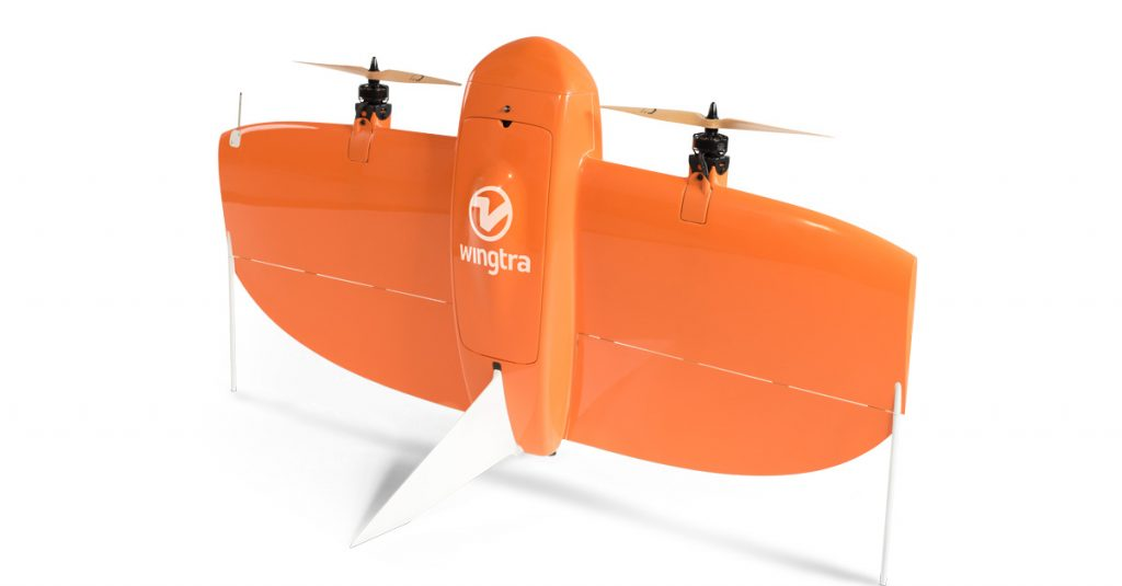 Wingtra and SITECH partner to supply VTOL drones in Louisiana