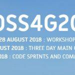 Keynote Speakers FOSS4G 2018