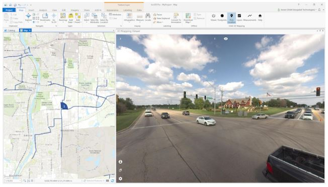 Orbit GT releases free Esri ArcGIS Pro add-in for 3D Mapping