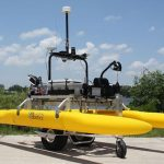 Echo81, the Autonomous Surface Vehicle allows for rapid post-hurricane response.