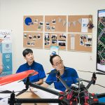 First South Korea Government Drone Project Completed with SimActive