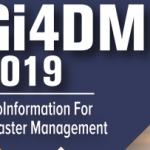 Geoinformation for Disaster Management 2019, Call for Papers