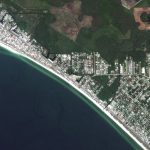 Satellite Imagery: Hurricane Michael Aftermath in Mexico Beach, Florida