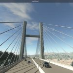 OpenBridge Designer integrates modeling capabilities and analysis and design features of to meet the design and construction needs of both concrete and steel bridges.