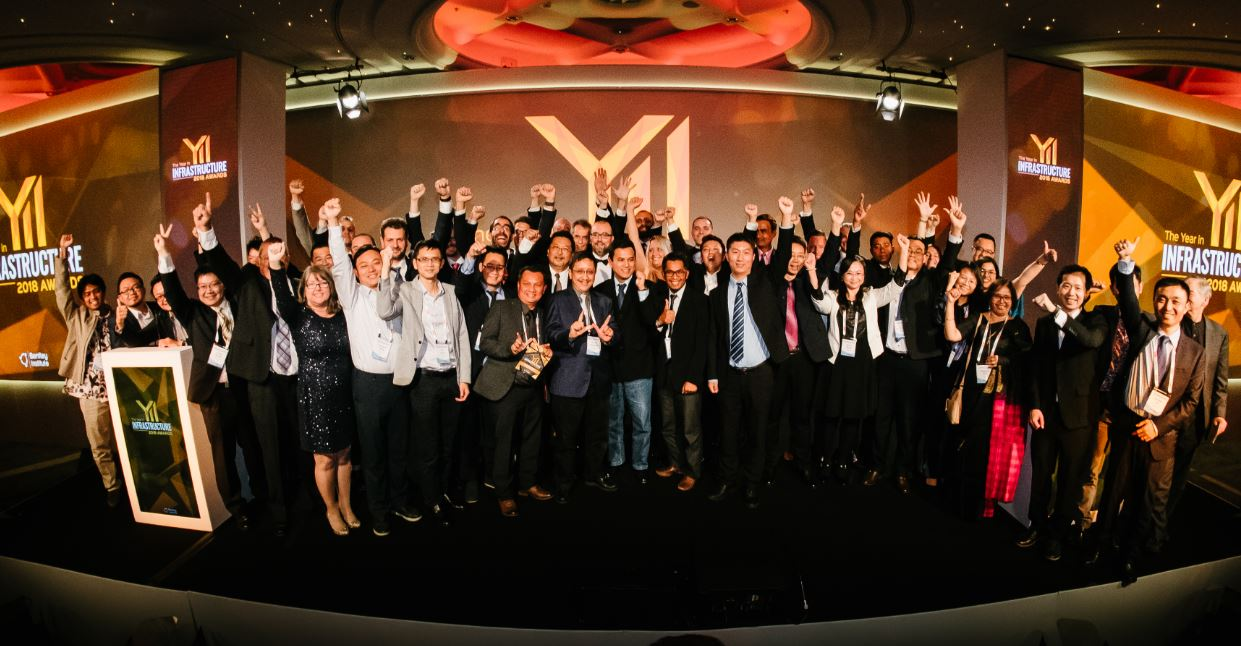 Bentley Systems Announces Winners of Year in Infrastructure