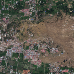 Satellite Imagery: Earthquake/Tsunami Damage in Palu, Indonesia