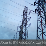 GEO Jobe at the 2018 Esri GeoConX Conference; where Electric, Gas, and Telecommunications converge