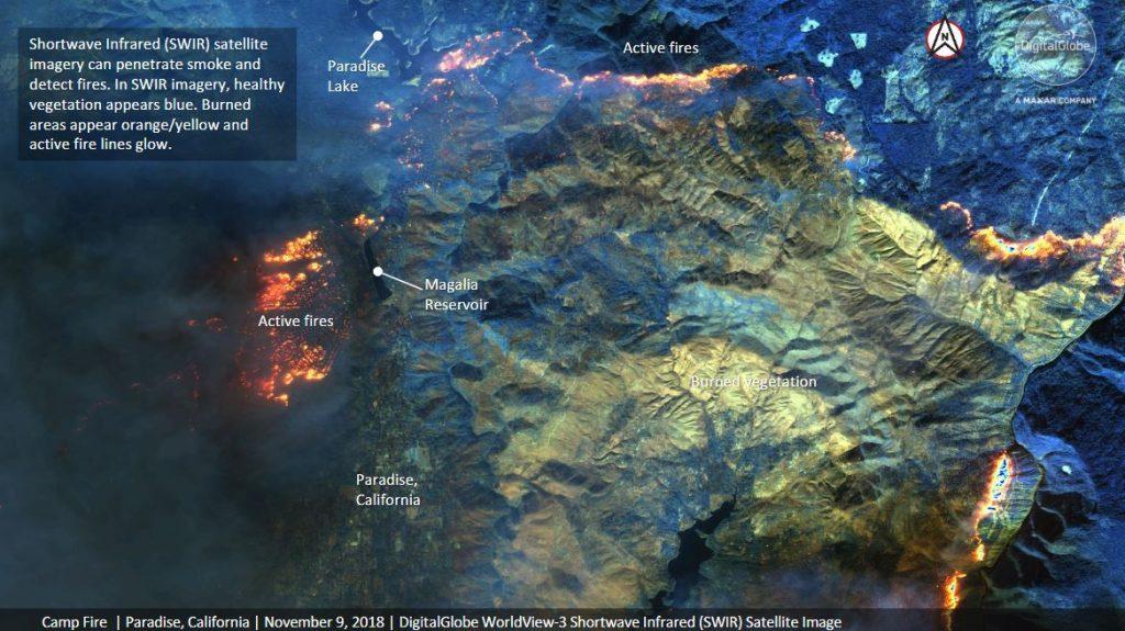 Satellite image ©2018 DigitalGlobe, a Maxar company