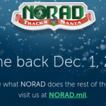 NORAD Tracks Santa program kicks off for 2018