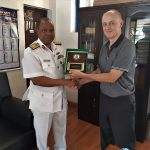 Nigerian Navy Hydrographic Office establishes new bathymetric capabilities with CARIS softwar
