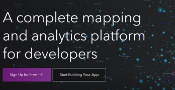 Esri Relaunches ArcGIS For Developers