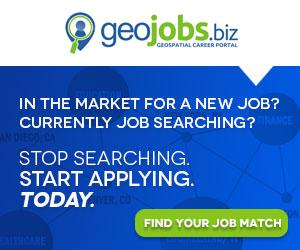 geojobs GIS industry careers