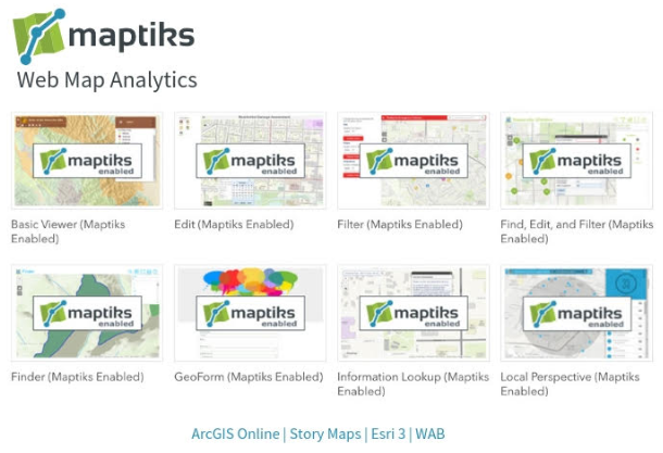 Maptiks Adds Integration to Esri
