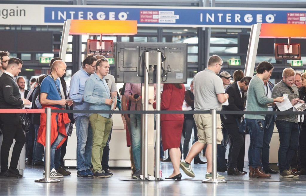 INTERGEO, Stuttgart from 17 to 19 September - Data, data, data!