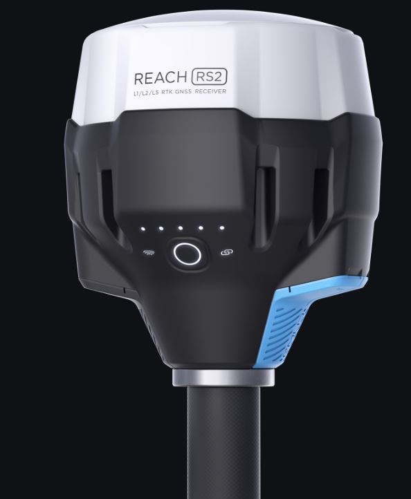 Emlid Reach RS2 - Multi-band RTK GNSS receiver