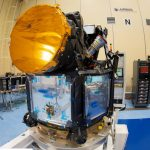 Airbus prepares Cheops satellite for launch