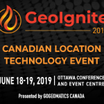 GeoIgnite – A New Event and Agenda for Canada's Geospatial Sector