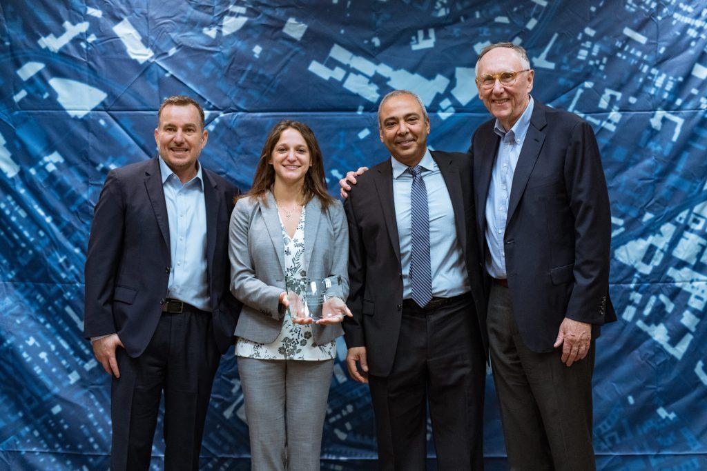 Esri honors Eos with 2019 EPC Award