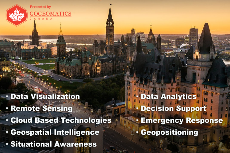 A New Event and Agenda for Canada's Geospatial Sector