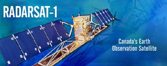Open data: over 36,000 historical RADARSAT-1 satellite images