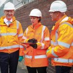 A digital map of underground pipes and cables is to be created