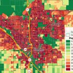 Caliper Offers 2019 Census Block Data for Use with Maptitude