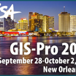 Agenda Announced for GIS-Pro 2019