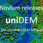 Novlum announces the release of uniDEM, software for Digital Elevation Model editing