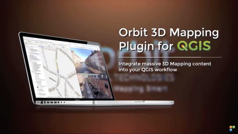 Orbit GT launches 3D Mapping portfolio v19 5 and QGIS plugin update