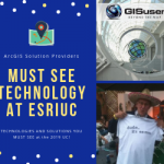 MUST See Technology at the 2019 ESRIUC
