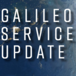 Message from GSA Executive Director, Carlo des Dorides on Galileo