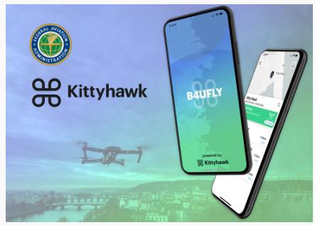 FAA and Kittyhawk IO Launch New B4UFLY App