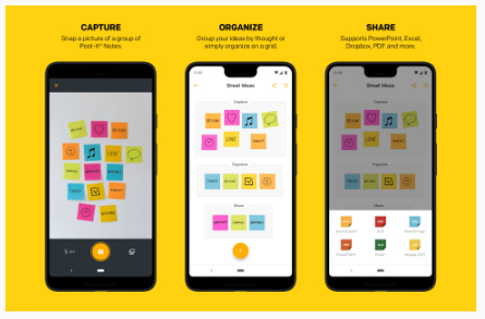 Post-it Brand Releases Innovative Post-it App for Android