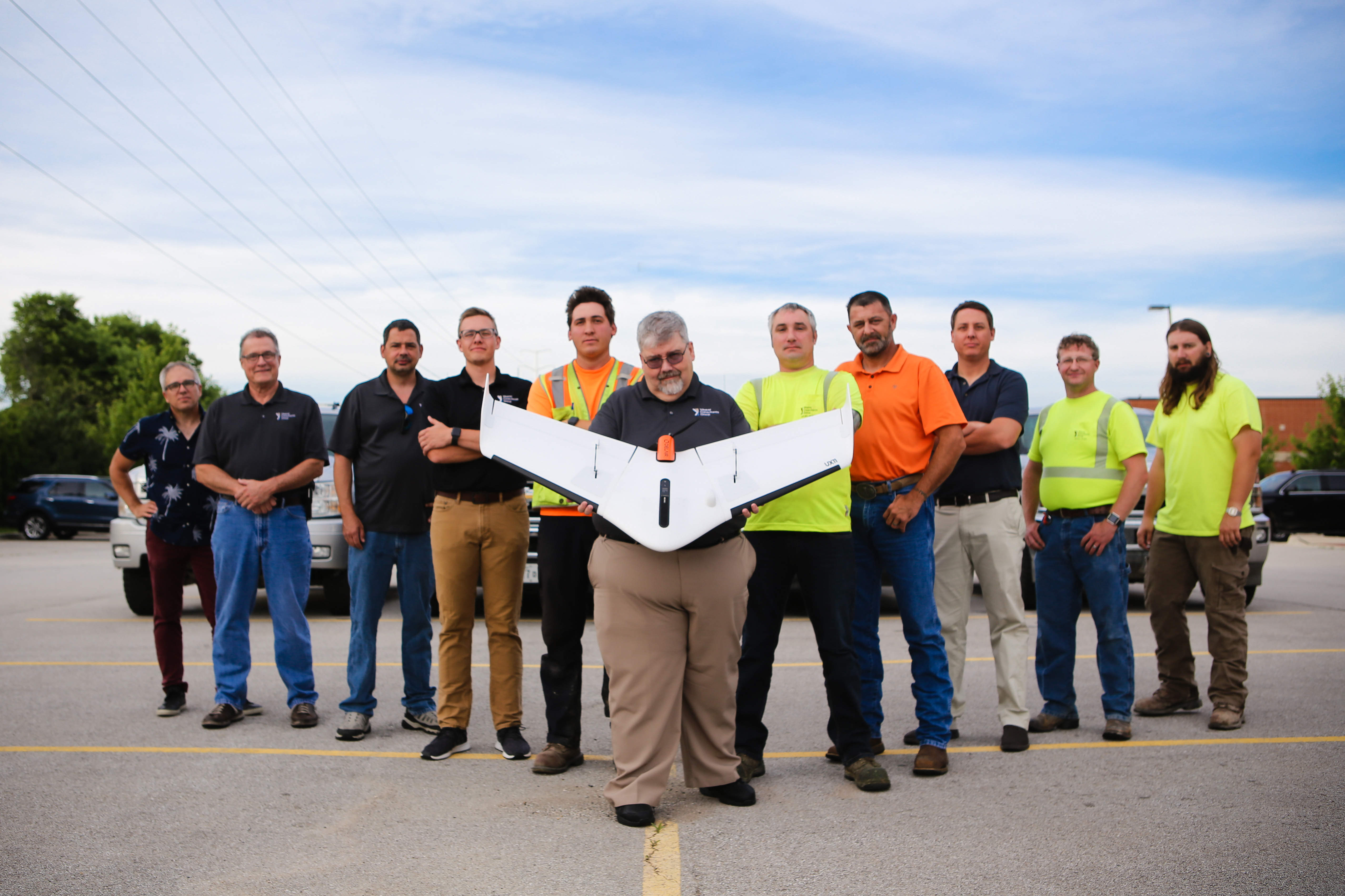 Weaver Consulting adopts Delair UX11 UAV for large scale