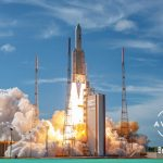 HYLAS 3 satellite launches into orbit