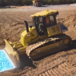 Komatsu's Proactive Dozing Control Logic Offers Integrated Machine Control 100% of the Time