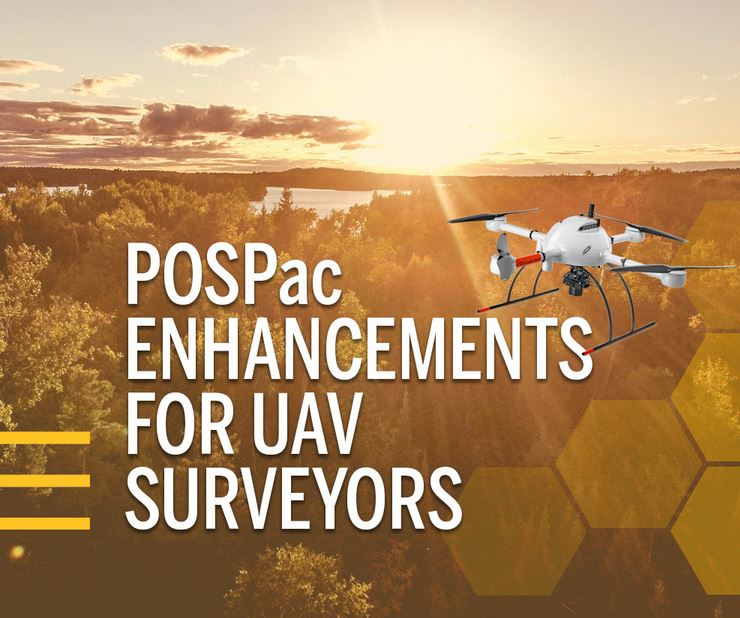 Applanix Releases New POSPac LiDAR Quality Control Tools for UAVs