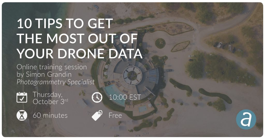 10 Tips to Get the Most Out of Your Drone Data