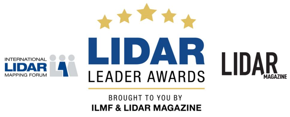 Nominate a peer for the third annual Lidar Leader Awards