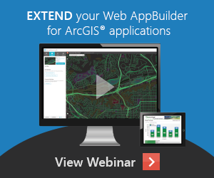 Extending Web AppBuilder for ArcGIS with Geocortex Essentials