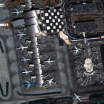 Featured image: SuperView takes a high-resolution image over the Tom Bradley International Terminal at LAX, September 19, 2019