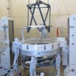 Airbus-built telescope for ESA's Euclid mission takes shape