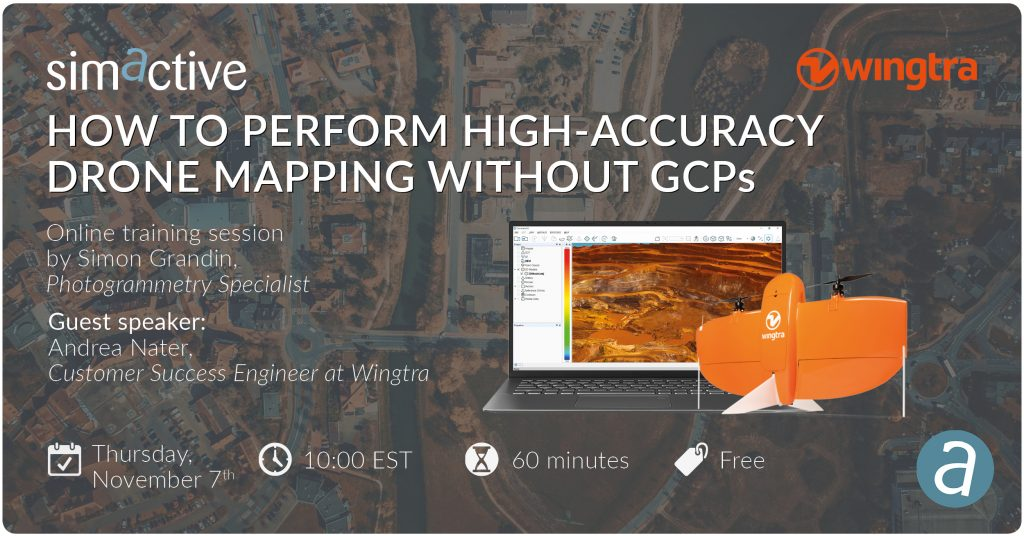 How to Perform High-Accuracy Drone Mapping without GCPs