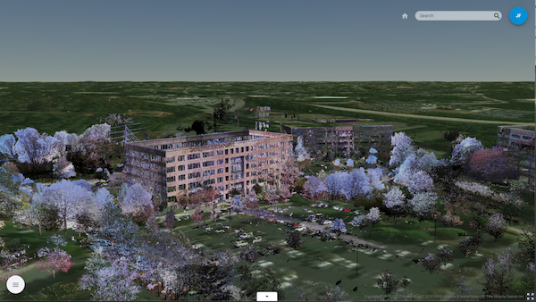 Trimble Clarity Now Offered as Web Application for Point Clouds and 3D Models