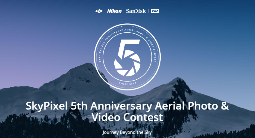 SkyPixel And DJI Launch Aerial Photo & Video Contest